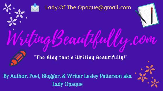 "WritingBeautifully.com - ""The Blog That's Writing Beautifully!"""